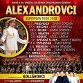 ALEXANDROVCI EUROPEAN TOUR 2019