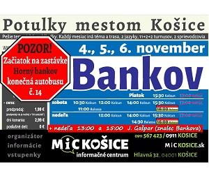 83bf52a21 Potulky mestom Košice - BANKOV história a - Kam v meste | moje Košice