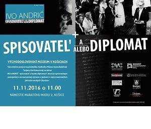 6a19cc98e Ivo Andrić – spisovateľ a/alebo diploma - Katalóg firiem | moje Košice