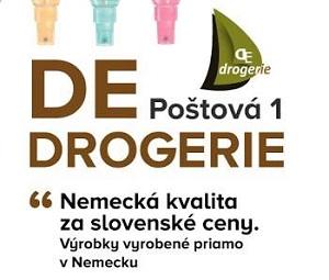 c79fd98a6 DE drogerie - nemecká kvalita...slovenské ceny | moje Košice
