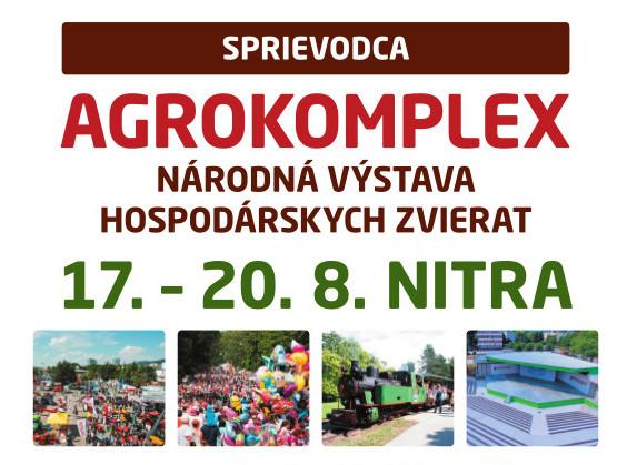 5ec35ff2ba35 Najväčšia výstava AGROKOMPLEX so zásadnými - Kam v meste