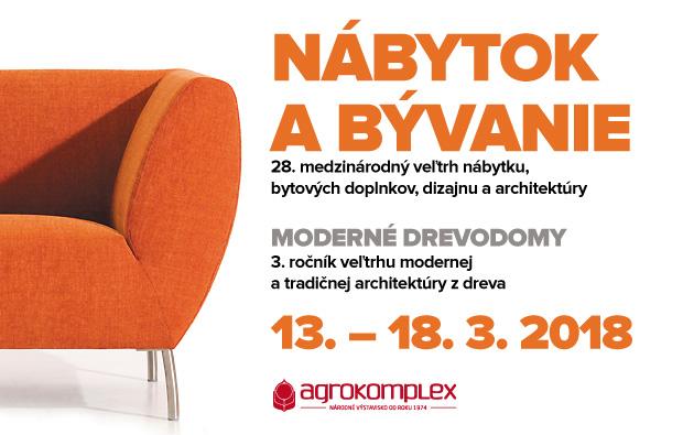 e1b9ad308 NÁBYTOK A BÝVANIE 2018 - Katalóg firiem | moje Košice